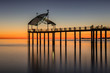 Strand Jetty Sunrise