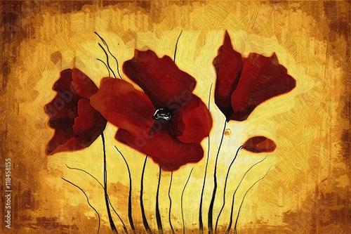 pintura-al-oleo-vintage-con-flor-de-ilustracion-de-arte