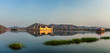 Panorama of Man Sagar Lake and Jal Mahal (Water Palace)