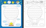 Preschool worksheet - 118534993