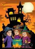 Three witches theme image 5