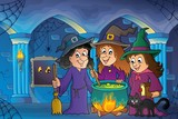 Three witches theme image 7