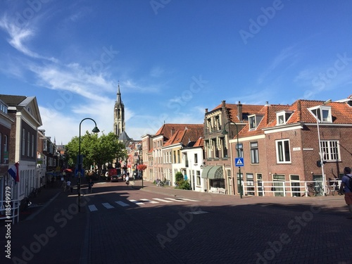 Vacanza a Delft, Olanda
