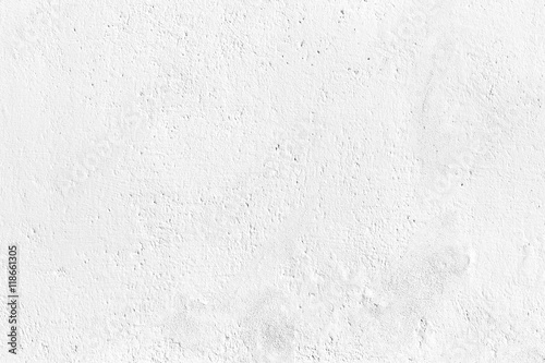 white plastered wall