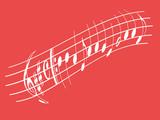 Musiknoten, Musik, Notenschrift, Musicnotes