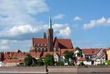 Holy Virgin Mary's Church in Wroclaw - Poland.