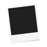 Polaroid photo frame vector isolated - 118811392