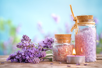 lavender cosmetics