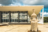 Supreme Federal Tribunal in Brasilia, Brazil