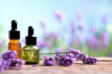 Lavender cosmetic © powerstock
