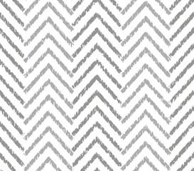Gray zigzag grunge pattern