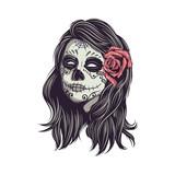 Sugar Skull Girl - 118866355