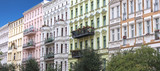 Façades d'immeubles / Berlin (Allemagne)