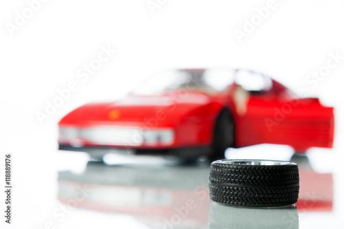 Medellauto Ferrari Poster