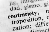 Contrariety