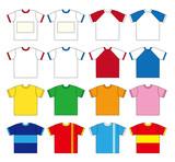 Fototapety Tシャツ16色セット