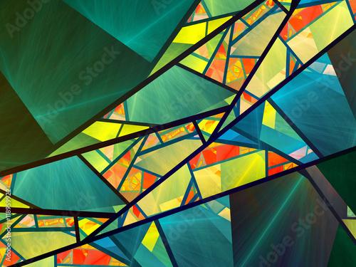 fraktal-kolorowe-witraze