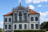 Baroque-classical building of Chopin Museum in Warsaw - 118974373
