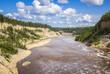 Hay River bekow Louise Falls