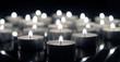 Kerzen zum gedenken.