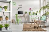 Home that looks like a garden - Fine Art prints