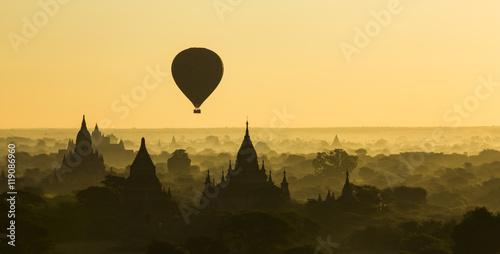 Poster Pagodas of Bagan