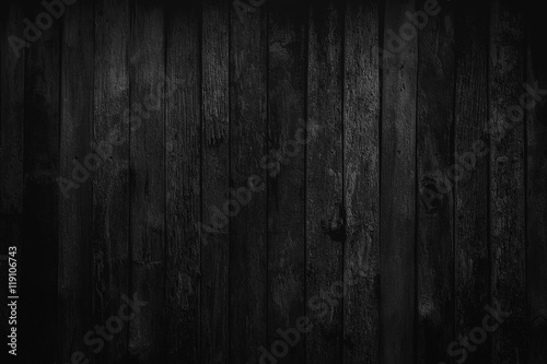 Wood Dark background texture. Blank for design - 119106743