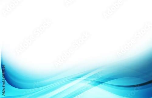 Tuinposter Abstract wave Abstract Blue Background Texture