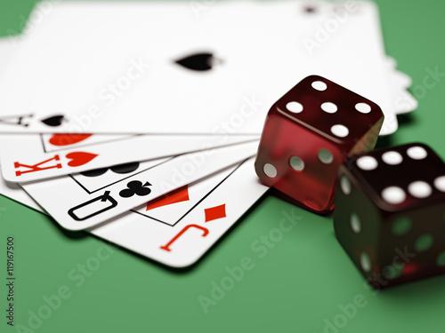 Poster Gambling