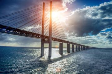 The bridge Oresundsbron