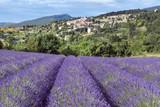Fototapety Aurel little village in south of France