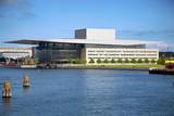 COPENHAGEN, DENMARK - AUGUST 15, 2016 The Copenhagen Opera House