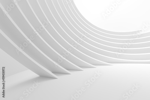 Staande foto Abstract wave Abstract Architecture Background