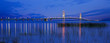 Mackinac Bridge in Twilight