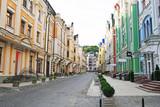 Улица европейской архитектуры в Украине, Киев