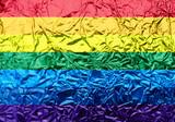 LGBT flag illustration