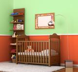 interior is modern children