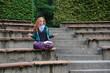 Meditation im Park:  Parktheater Großer Garten Dresden