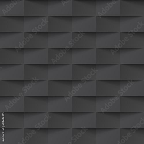 Tapeta Vector tile. Seamless geometric twisted background