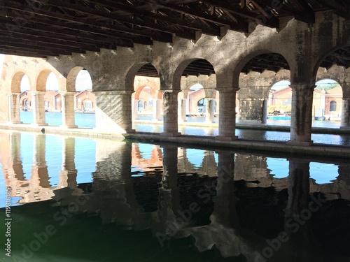 Foto op Plexiglas Venice Arsenale di Venezia