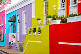 Colorful Bo Kaap - 119837548