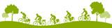 Radfahren Radtour