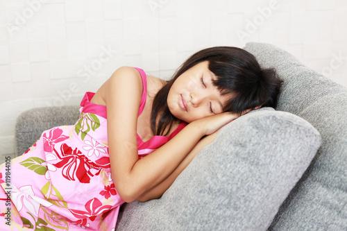 眠る女の子 Poster