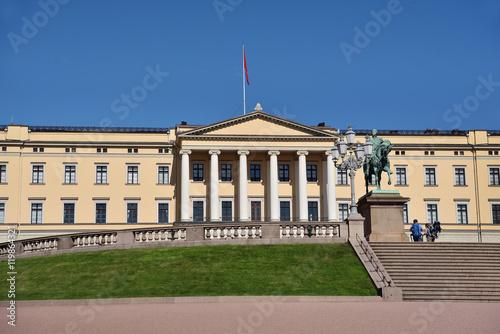 Poster Königliches Schloss | Oslo