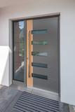 Moderne Haustür - 119883770
