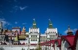 Historic architecture in Moscow