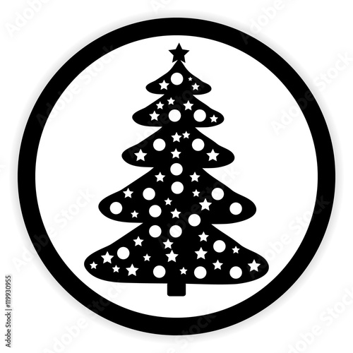 Christmas Tree button.