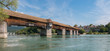 Längste gedeckte Holzbrücke Europas, Bad Säckingen