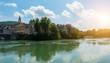 Laufenburg im Sommer