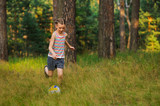 girl playing in soccer